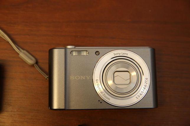 aparat cyfrowy Sony Cybershot SteadyShot DSC-W810