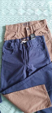 Джинси та штани фірми Н&М НОВІ на зріст 128 та 134