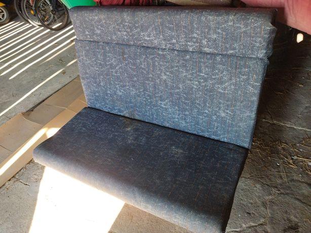 Fotel VW T4 tylni rząd