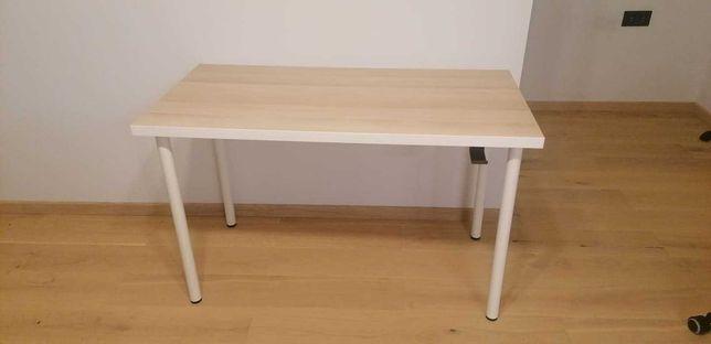 Biurko IKEA 120x60  Dąb / Biały