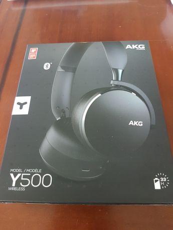 Sprzedam  słuchawki bezprzewodowe  AKG