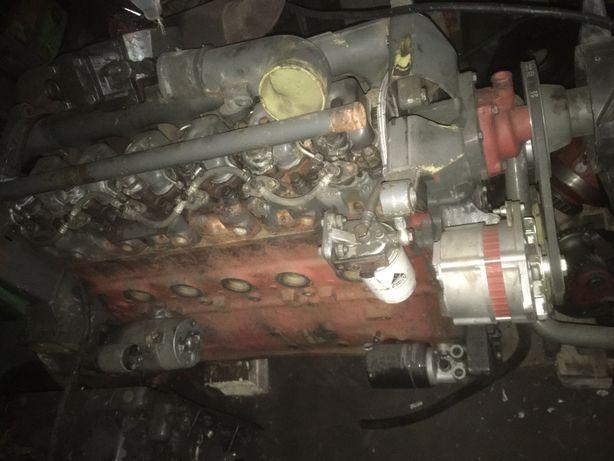 Silnik , sprzeglo Fendt 611 ls