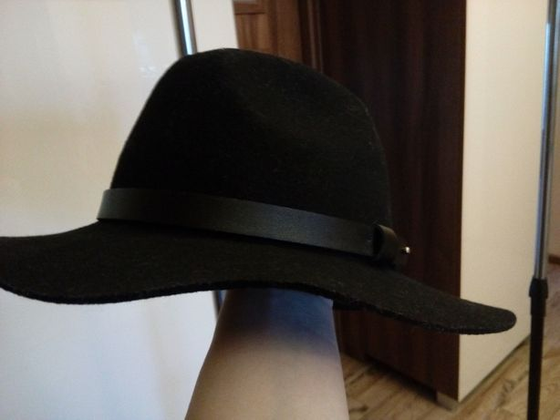 Nowy kapelusz h&m rondo rondem okazja czapka
