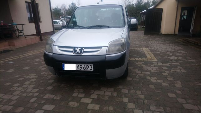 Peugeot Partner 1.6 HDI osobowy!