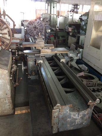 Torno mecanico MEUSER & CO 4000MM