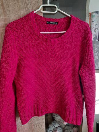 Sweter Dunnes w kolorze malinowym