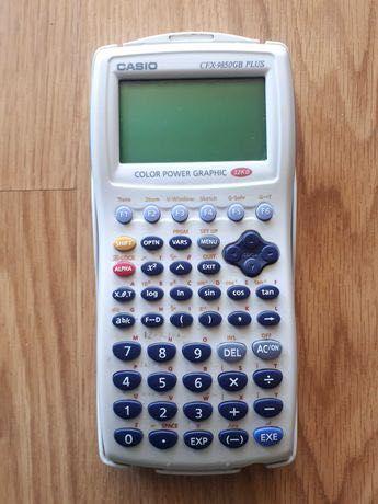 Máquina Gráfica Casio CFX 9850GB Plus calculadora