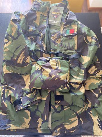 "GORE-TEX tipo Militar ""NOVO"" Casaco e Calça"