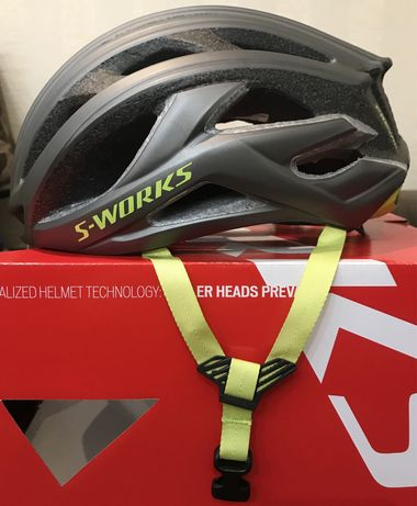 Велошлем Specialized S-Works Prevail II