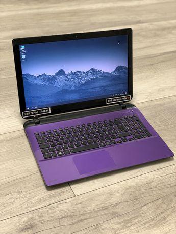 Стильный 4х ядерный ноутбук,15,6'', 4 гб, 500 гб хдд, А6-6310U