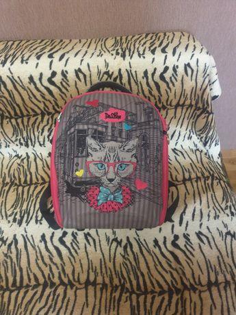 Рюкзак для девочки б/у