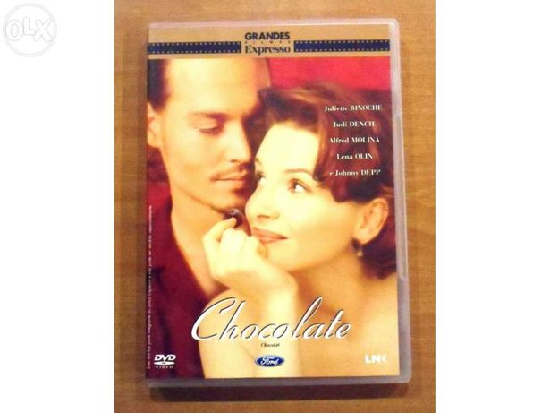DVD - Chocolate 2001 (M12) - Original