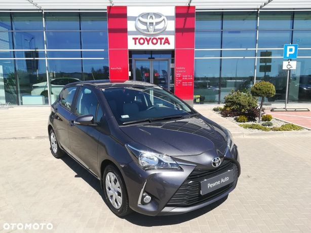 Toyota Yaris 1.0 Premium City Salon PL Serwis ASO Gwarancja