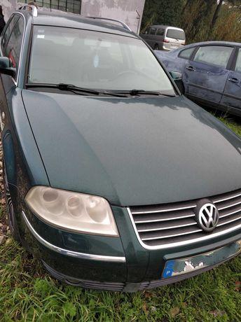 Carrinha VW Passat V6 2.5 TDI