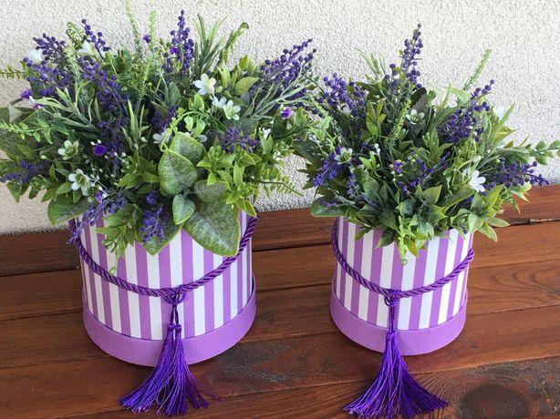 Stroik jesienny flower box