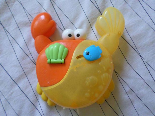 Caranguejo para o banho Chicco