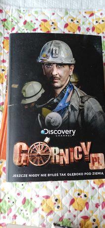 Книга про шахтеров Польша