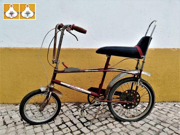 Bicicleta Chopper Sirla Maxi Cross
