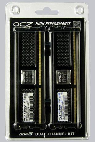 OCZ AMD Black Edition 4GB (2 x 2GB) 240-Pin DDR3 SDRAM DDR3 1600 (PC3