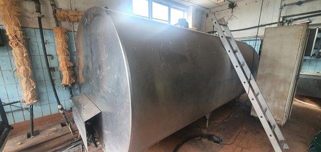 Zbiornik Schładzalnik do mleka De Laval 9700l  2005r