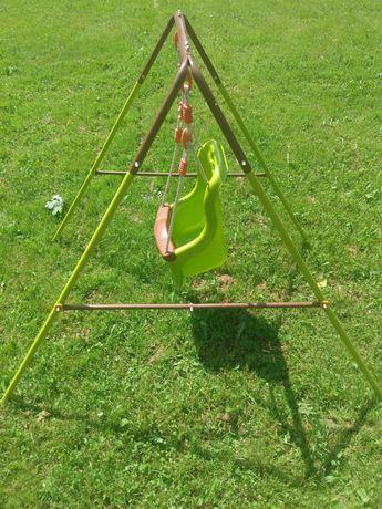 Huśtawka ogrodowa dla małego dziecka Elefun Toys