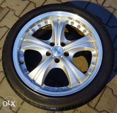 / AUDI A3 / 4 FELGI Aluminiowe 17 '' / STAN BDB /