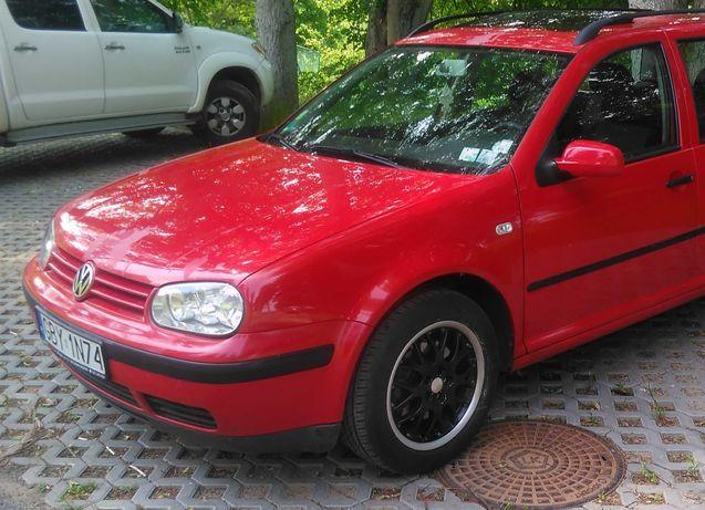 VW GOLF 4 1,9 TDI db stan , alufelgi, klimatyzacja !!