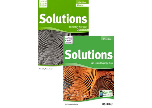 Solutions Elementary (2-nd edition)