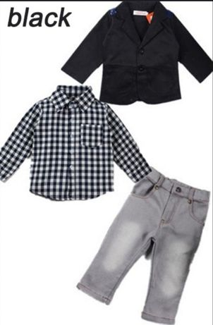 Chłopięce ubranie