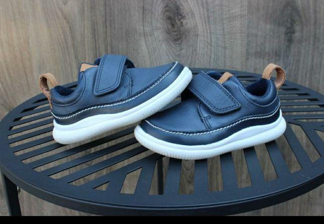 Туфлі кросівки Clarks оригінал 20 розмір