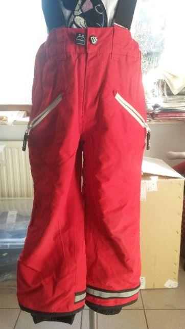 Spodnie narciarskie rozmiar 110 Kaxs Proxtec