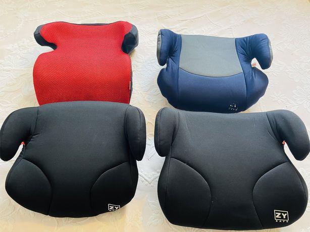 4 cadeiras auto para criança