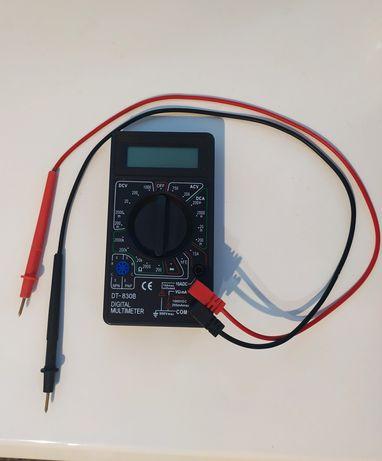 Мультиметр тестер DT-832  диагностика тока напряжения