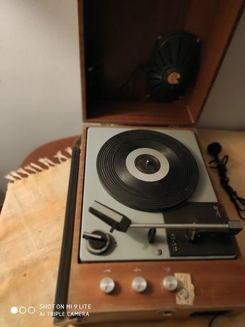 Gramofon retro vintage Fonika UNITRA G511