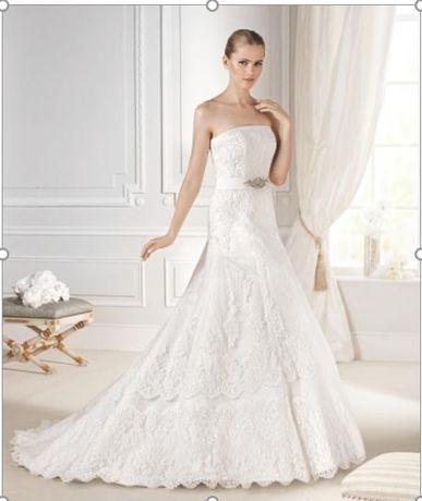 Продам свадебное платье ( MAXIM  LA SPOSA )