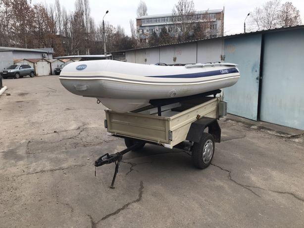 Продам лодку Grand Silver Line S330 с двигателем Mercury F15201НК