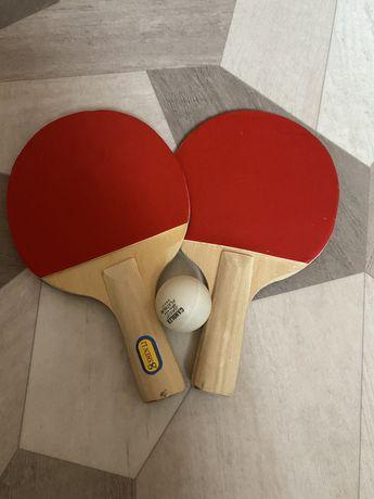 Настольный теннис, игры для отдыха.