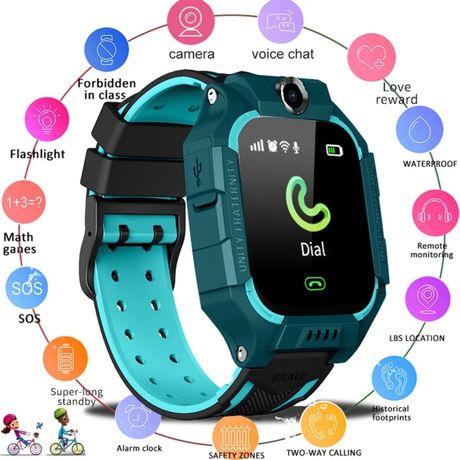 Детские Смарт-часы LEMFO Q19 с Sim картой Smart watch