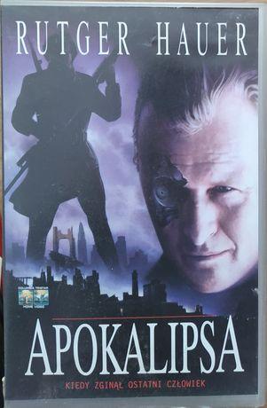 Kaseta VHS!!! APOKALIPSA !!! Rutger Hauer
