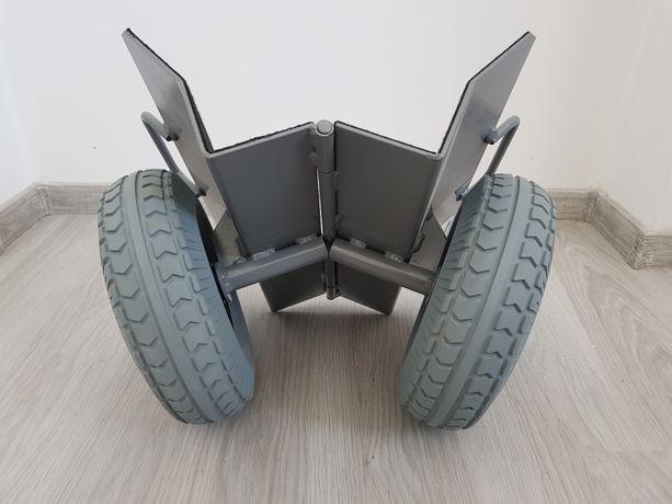 Wózek zaciskowy transportowy