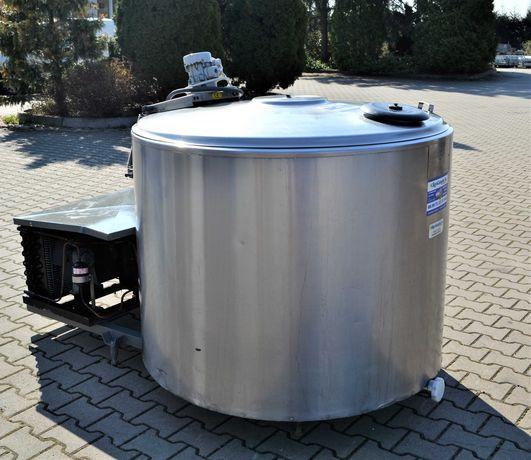 Schładzalnik zbiornik na mleko Portinox 870L 12S150920