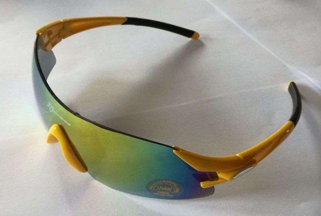 Oculos de sol Rockbros Novos para desporto