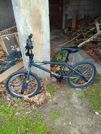 Bicicleta bmx freestyle
