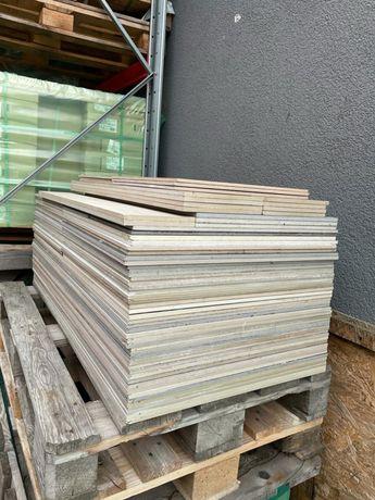 Plytki paleta gresy 40 m2 podlogi