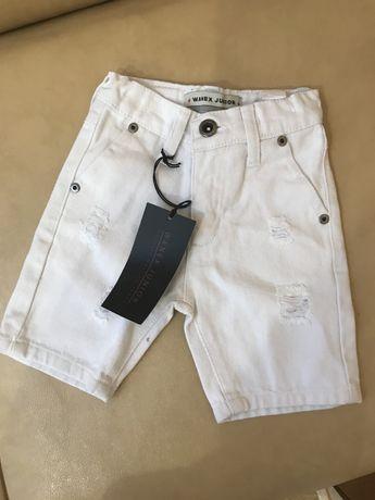 Шорты джинсовые для мальчика