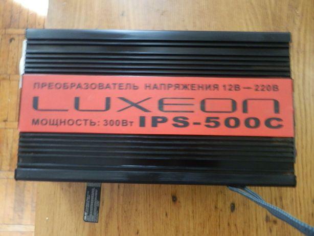 luxeon ips-500c  ИБП - Инвертор