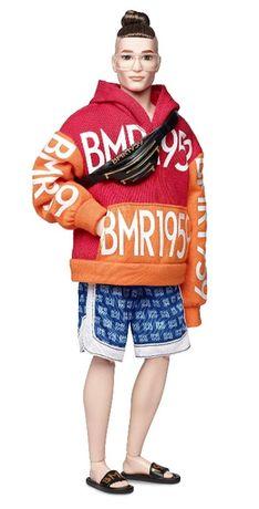 Барби BMR 1959 кукла Кен шарнирный Barbie BMR1959 Ken
