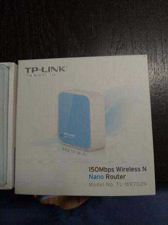 Router bezprzewodowy TP-link nano