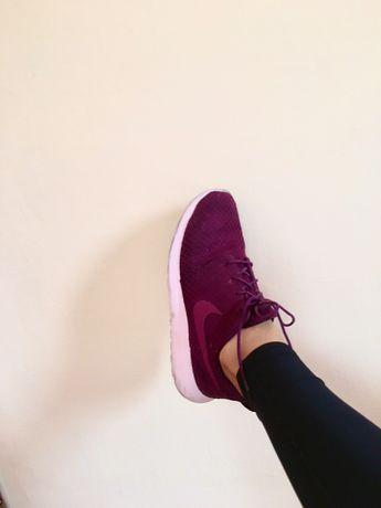 Fioletowe Nike Roshe RUN one GS