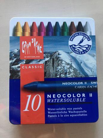 Cx 10 Lápis de Cera  - Novo
